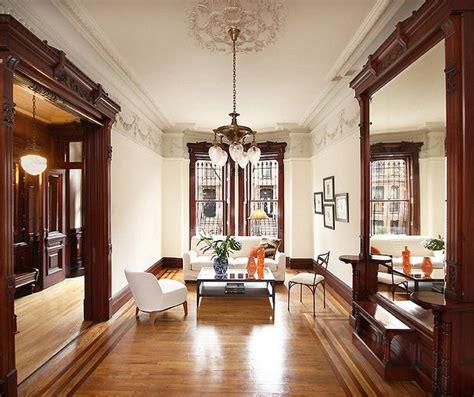 brooklyn lincoln place brownstone victorian interior