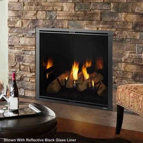 marquis ii 42 inch clean direct vent fireplace by