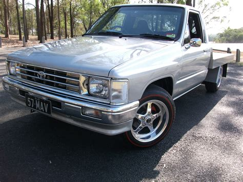 1988 toyota hilux 1988 toyota hilux for sale or qld brisbane