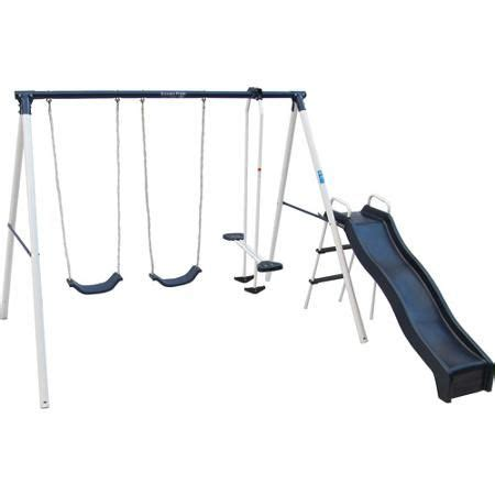 cheap metal swing sets for kids 1000 ideas about cheap swing sets on pinterest kids