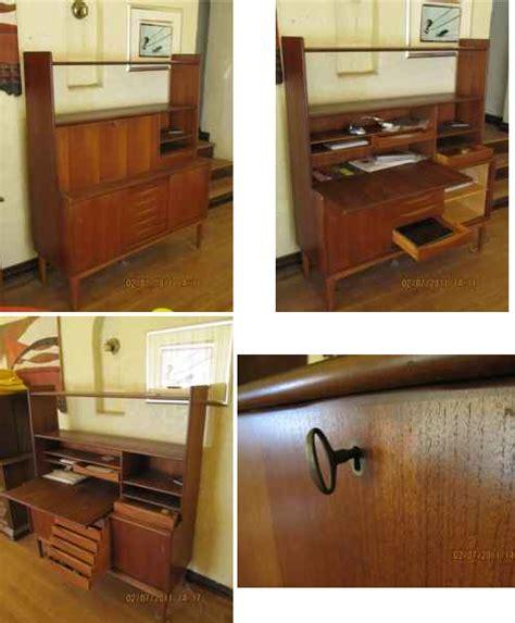 secretary desk for sale craigslist rhan vintage mid century modern blog craigslist mid