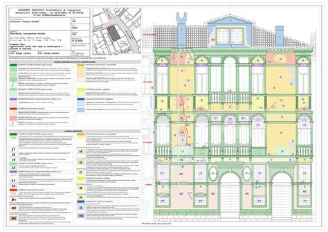 tavole restauro 187 interventi restauro architettonico