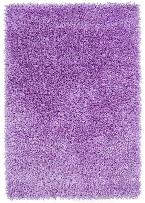 contemporary purple rugs buy contemporary shag rugs of tirish collection woven solid and striped flokati made in india