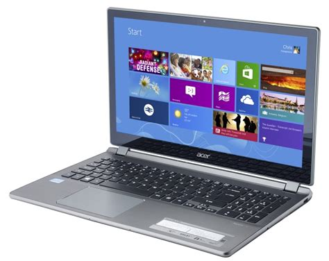 Laptop Acer Aspire V5 Touch acer aspire v5 572p touch review expert reviews