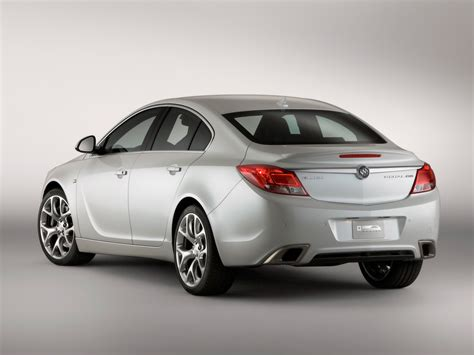 buick regal car 2010 buick regal gs show car rear and side 1920x1440
