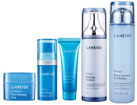 Laneige Set boost your sparkle with laneige s lucky collection