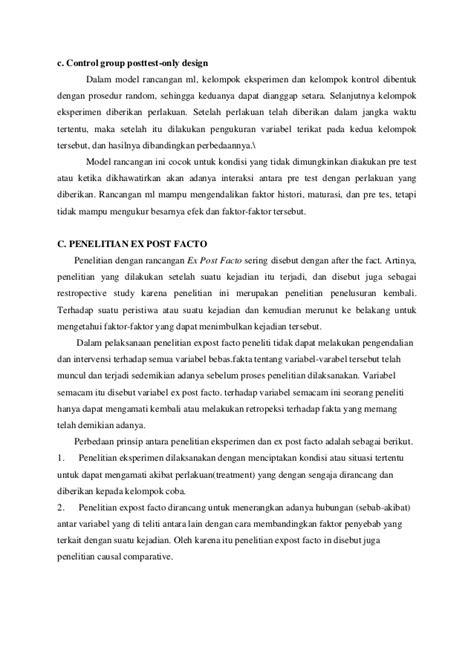 makalah rancangan format pendokumentasian makalah rancangan penelitian research design