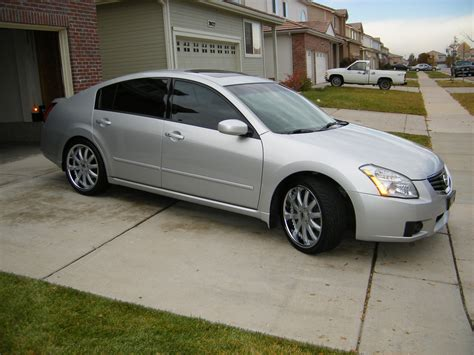 custom nissan maxima 2007 2007 nissan maxima customized