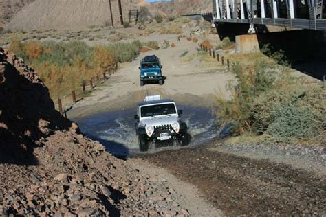 Southern California Jeep Trails The Mojave Road Road