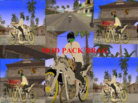 download game android gta mod drag mod pack drag bike gta sa android life style by