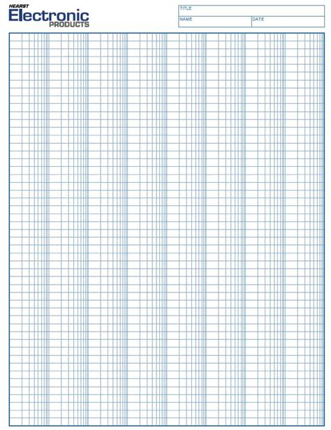 Paper Log - semi log graph paper to and print electronic