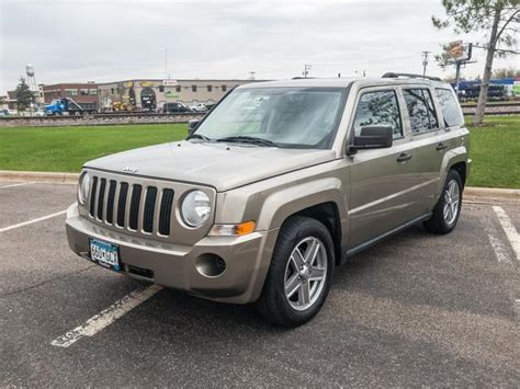 gold jeep patriot gold jeep patriot for sale used cars on buysellsearch