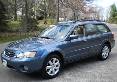 2006 Subaru Outback 2 5 I Limited Wagon Subaru Colors