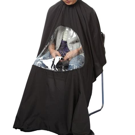 Kip Celemek Salon Apron Potong Rambut buy grosir disposable hairdressing capes from china disposable hairdressing capes penjual