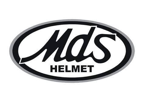 desain helm cdr logo mds helmet vector free logo vector download