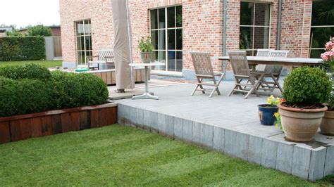 x press terrassen befestigungssystem klassieke tuinen tuinconcept mertens