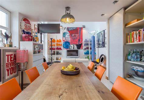 pop interior design rumah bergaya pop art smartmama