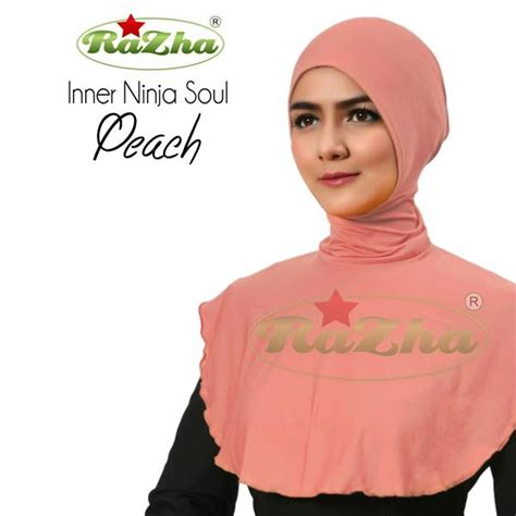 Jilbab Pesanan Eliza inner soul antem by razha aleena muslima