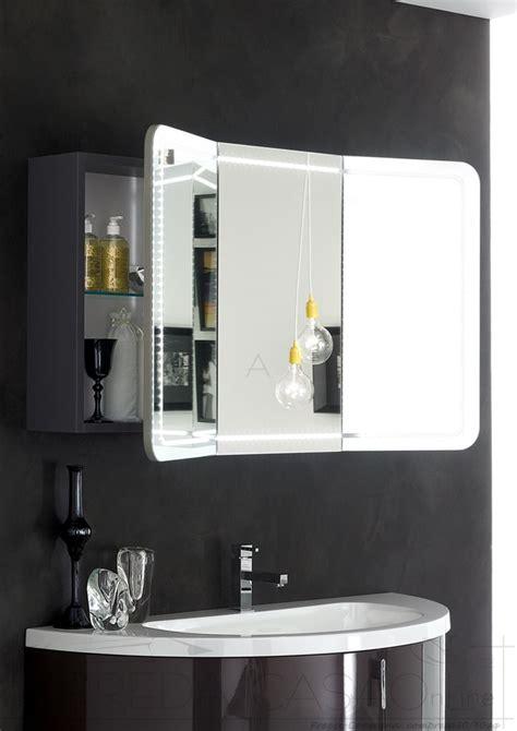 mobili bagno su ebay mobile arredo bagno curvo tondo semicircolare made in