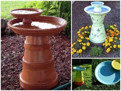 Garden Using Clay Pots 16 Sparkling Diy Clay Pot Ideas For Garden Balcony
