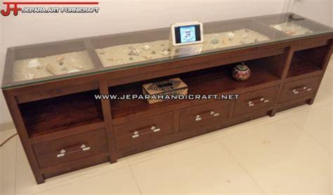 Meja Tv Yang Murah paling laris meja tv minimalis modern kayu jati termurah