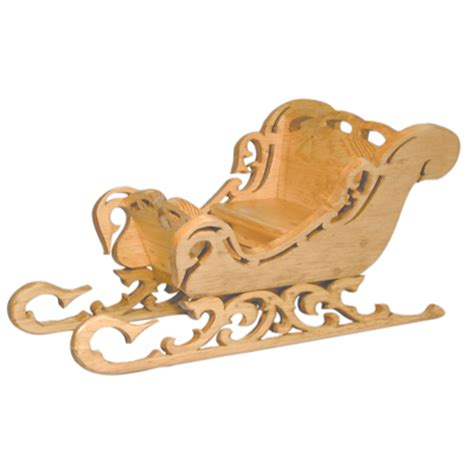 wood pattern santa sleigh plans for sleighs and sleds