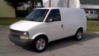 2000 Chevrolet Astro Cargo 2000 Chevrolet Astro Cargo Information And Photos