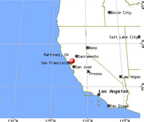 martinez california map martinez california ca 94553 profile population maps