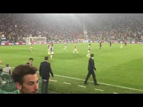 panchina juventus panchina juventus esultanza gol higuain juve fiorentina 20