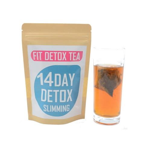 Slim Tea 28 Day Detox Reviews by Fit Detox Tea 28 Day Detox Slimming Shapes By Mena