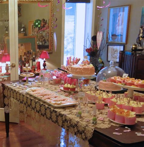 Buffet Food Ideas For Baby Shower by July 2016 Baby Shower For To Celebrate The Birth Of Heidi