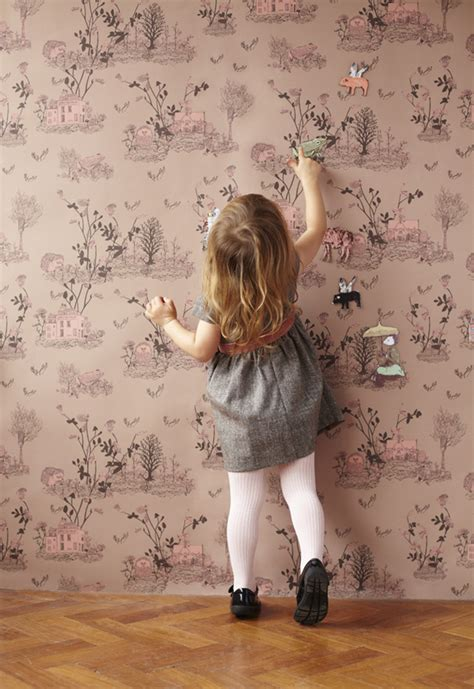 Magnetische Tapete by Magnetic Wallpaper Sian Zeng