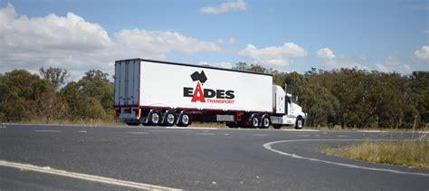 Adelaide Refrigerated Interstate Transport - eades transport