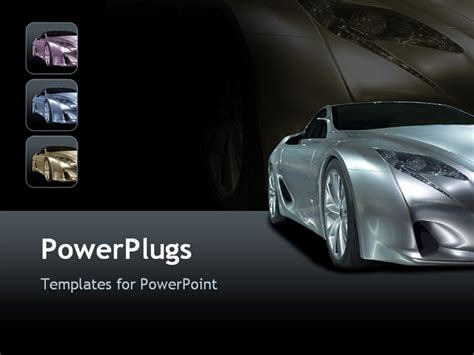 car template for powerpoint free car powerpoint templates