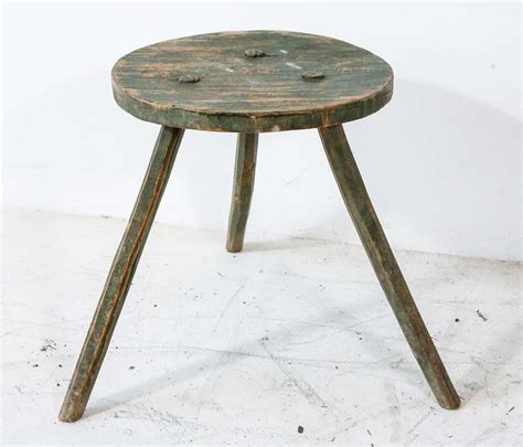 Curved Stool by Vintage Stool With Curved Legs At 1stdibs