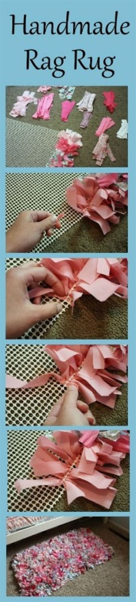 How To Make Your Own Rag Rug by How To Make Your Own Handmade Rag Rug Useful Tips