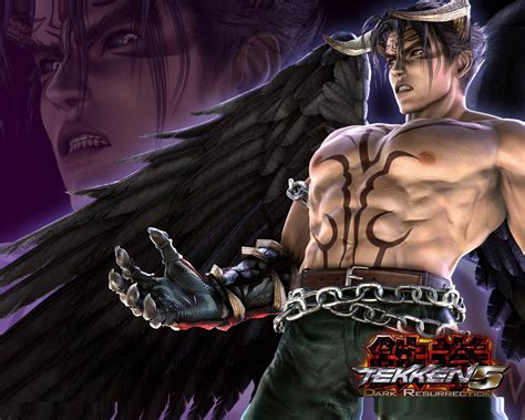 game wallpaper tekken 5 tekken 5 hd wallpapers full hd wallpapers