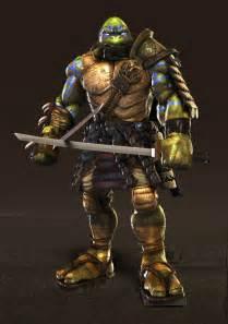 Blind Kung Fu Master Teenage Mutant Ninja Turtles Leonardo Photo 2 By