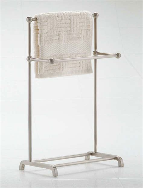 Countertop Towel Holder by Hotel Style Countertop Towel Holder