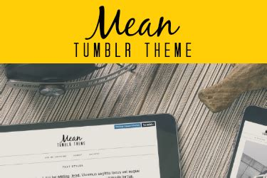 tumblr themes meaning linkr tumblr