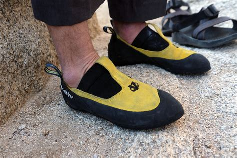 climbing shoe reviews review evolv addict switchback travel