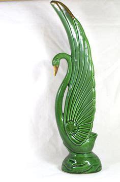 ok lighting ok 4218 d2 andromeda swan decor vintage capodimonte porcelain floral swan sculpture