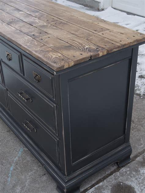 Painted Black Dresser by Tattered Lantern Black Dresser 299 00 Sold Will