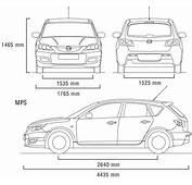 Mazda 3 Gas Tank Size