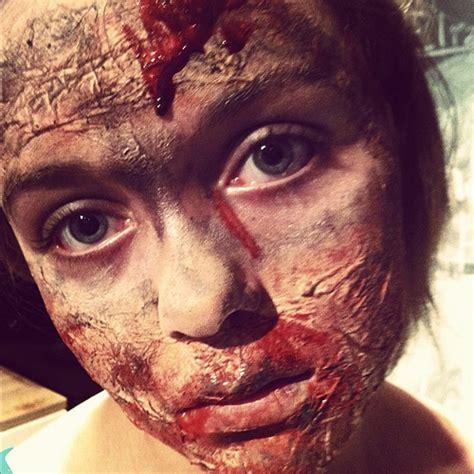 tutorial makeup hantu tutorial cara makeup up hantu zombie dengan mudah irsyadosd