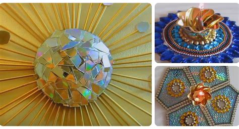 cd craft projects you won t believe what these 6 diy craft projects are made