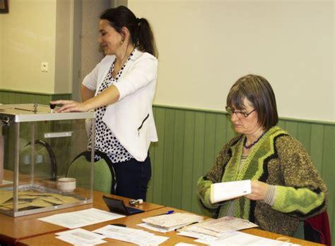 tenue bureau de vote 1er tour des pr 233 sidentielles administr 233 s maurice
