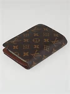 Wallet Louis Vuitton Indigo One Zipper louis vuitton monogram canvas large zip wallet yoogi s closet