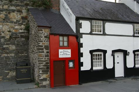 The Smallest House In Great Britain Conwy Wales Scott Sutton Dot Net
