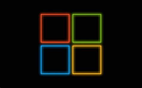 imagenes en negro windows descargar fondos de pantalla logotipo de windows 10